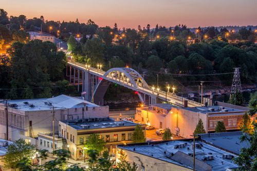 oregon city bridge oregon city oregon oregon in 2018 pinterest