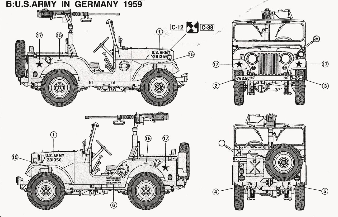 Willys MB Jeep with Bantam T3 Trailer pinterestcom