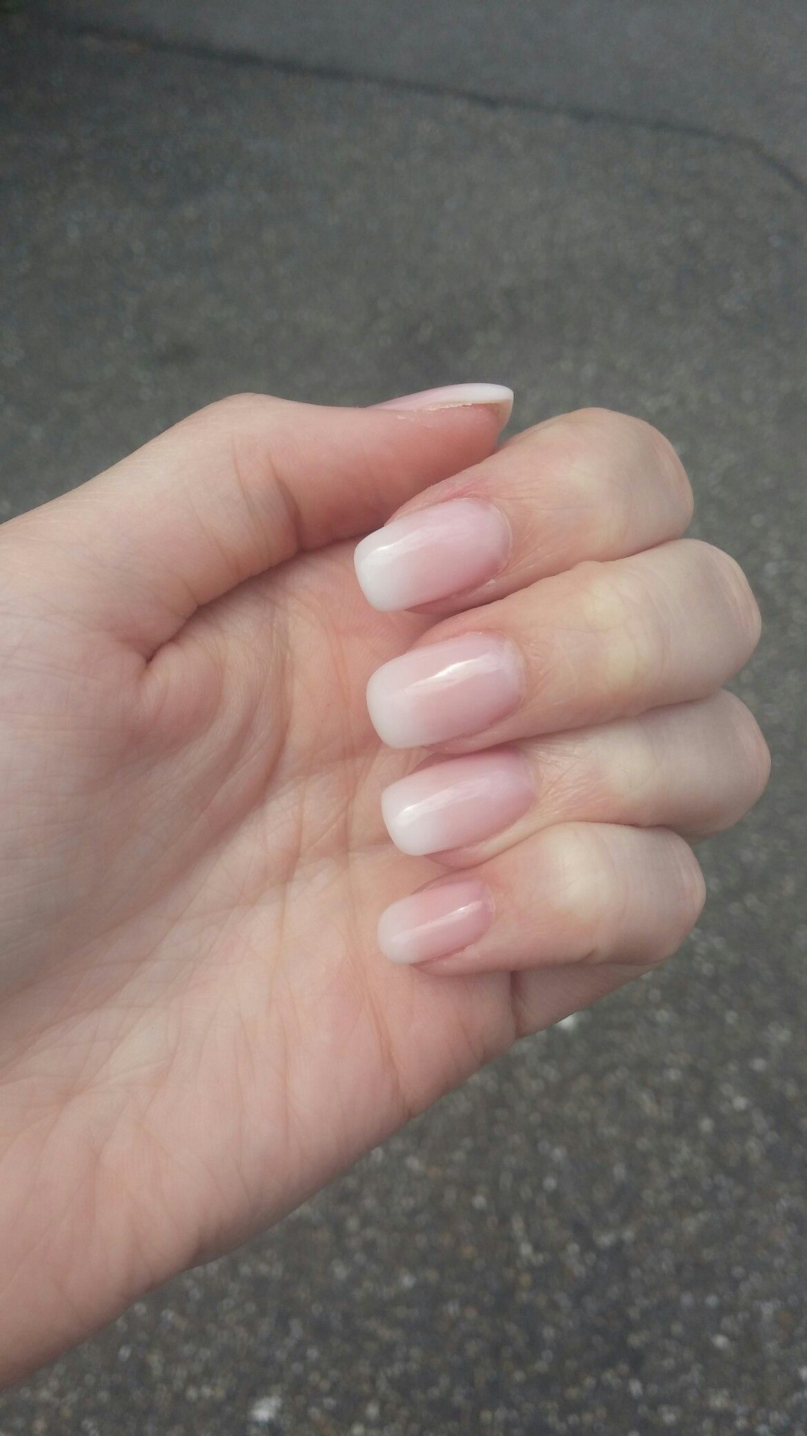Nails ombre hair u styles pinterest ombre and hair style