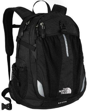 ae36e4e43 Amazon.com: The North Face Recon Daypack - Men's, TNF Black, One ...