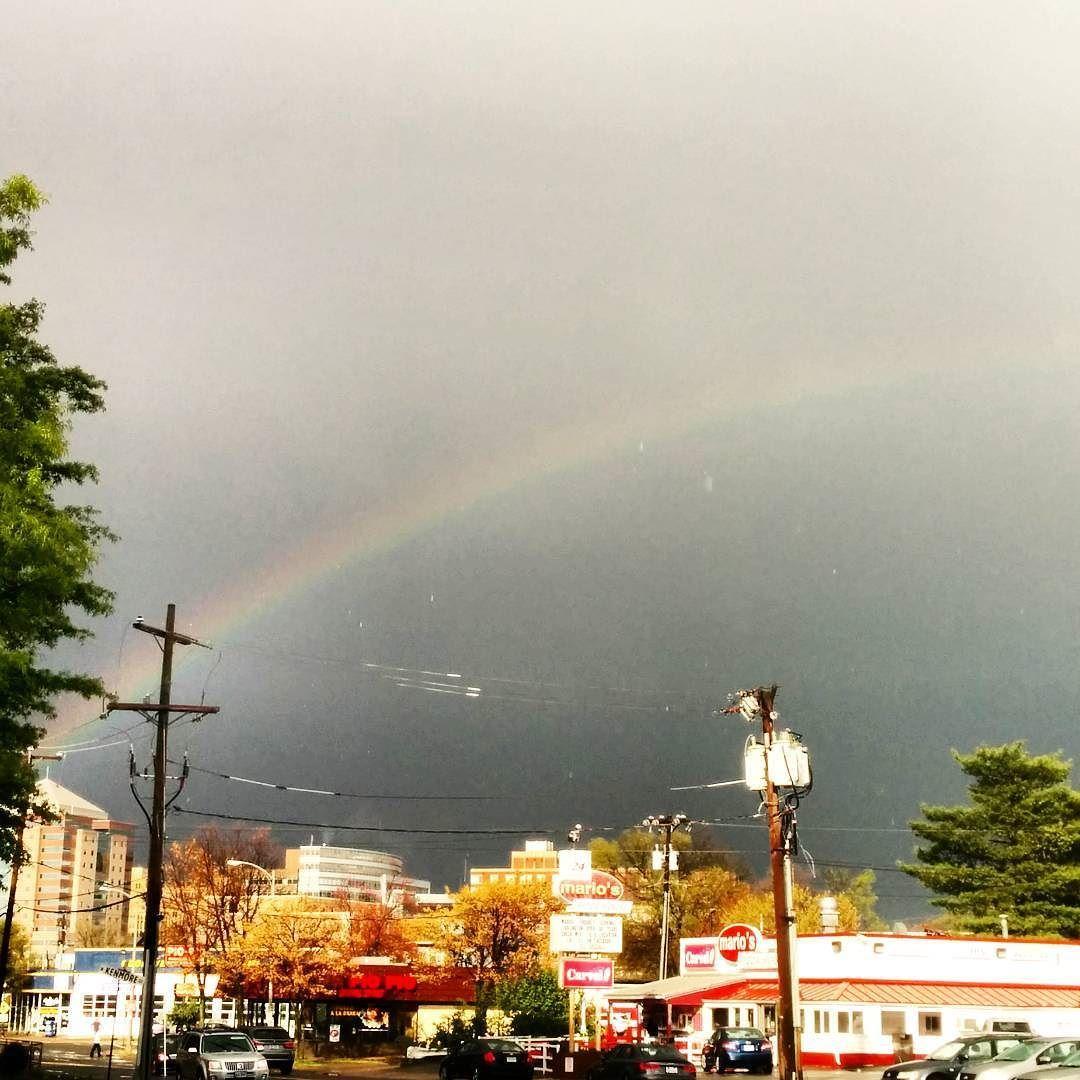 "Ray SidneySmith on Instagram ""Second rainbow this week"