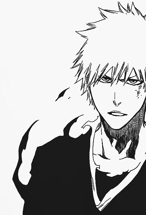 Ichigo Kurosaki | Bleach | Pinterest | Manga, Dibujo y Dibujar