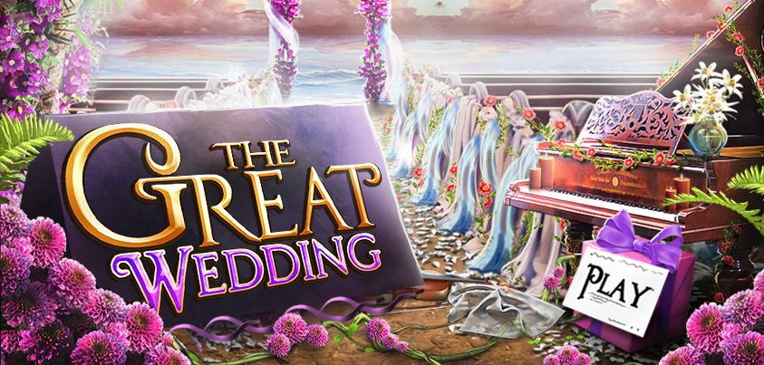 Play The Great Wedding Game. Hidden Object ...