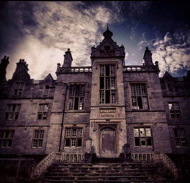Denbigh Asylum In North Wales Is Now Abandoned Since 1995