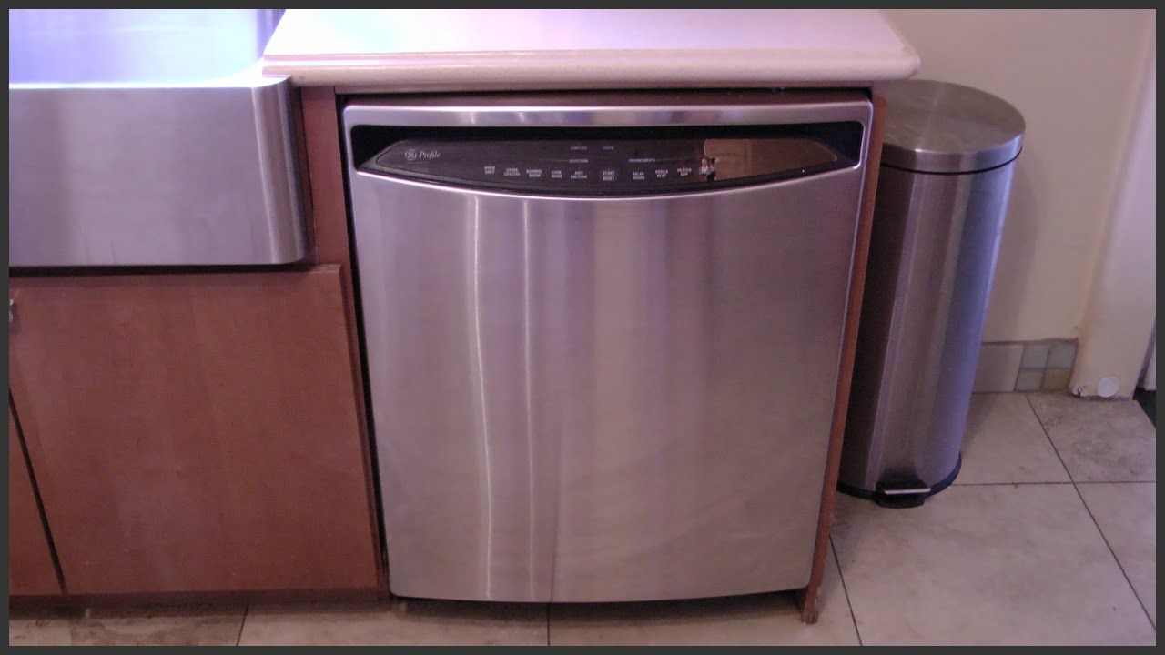 Ge profile dishwasher maintenance ge profile dishwasher