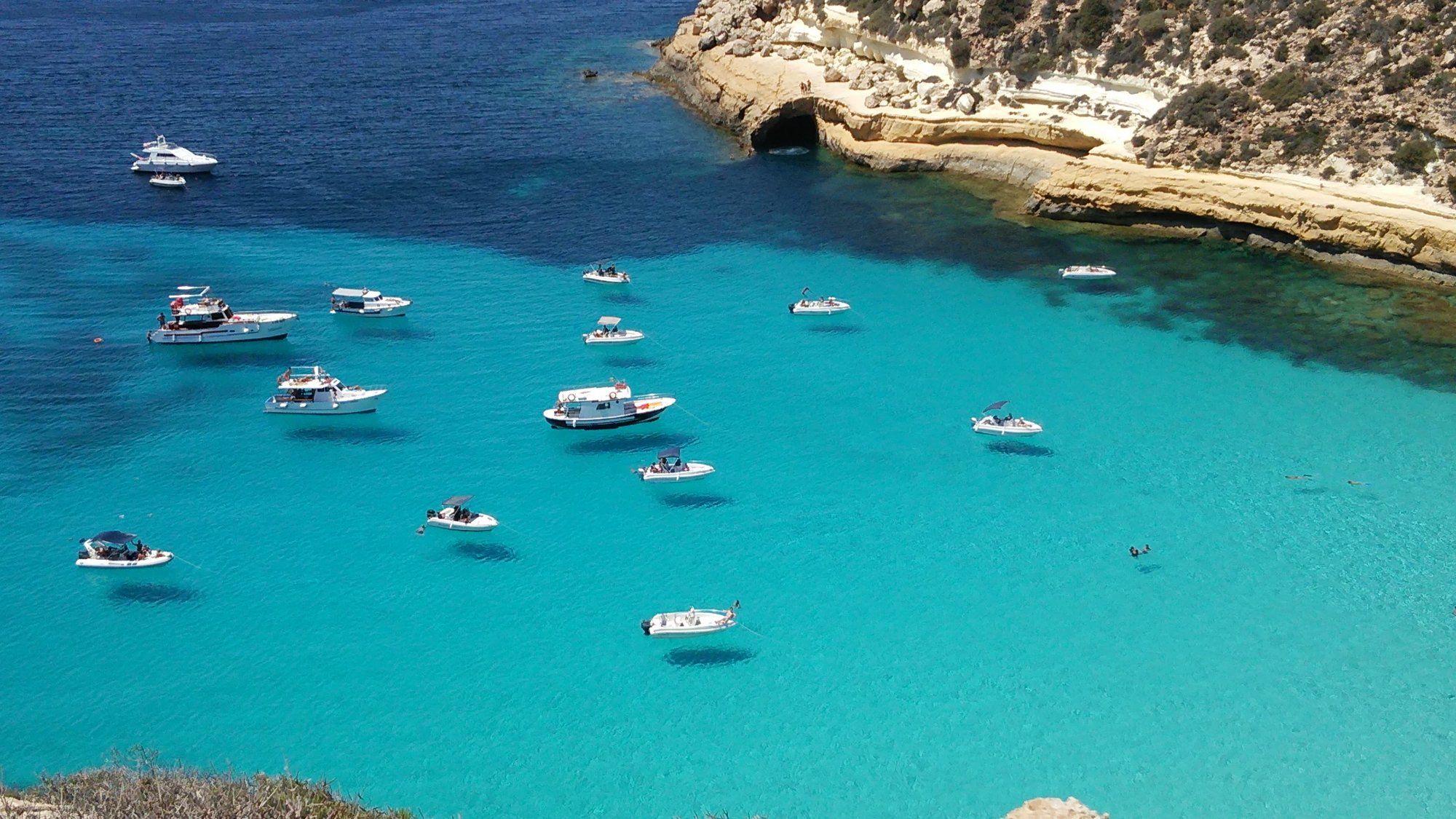 Cala Pulcino (Lampedusa, Italy): Top Tips Before You Go