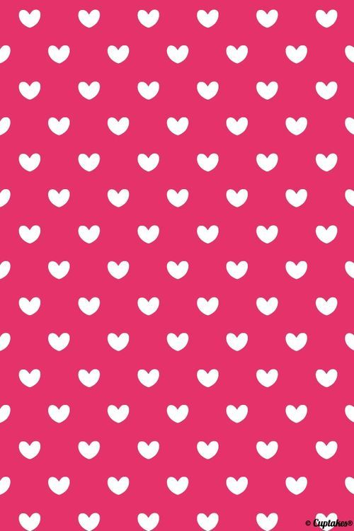 Love Pink Tumblr Wallpapers Heart Wallpaper Cute Pink Background Cuptakes Wallpapers