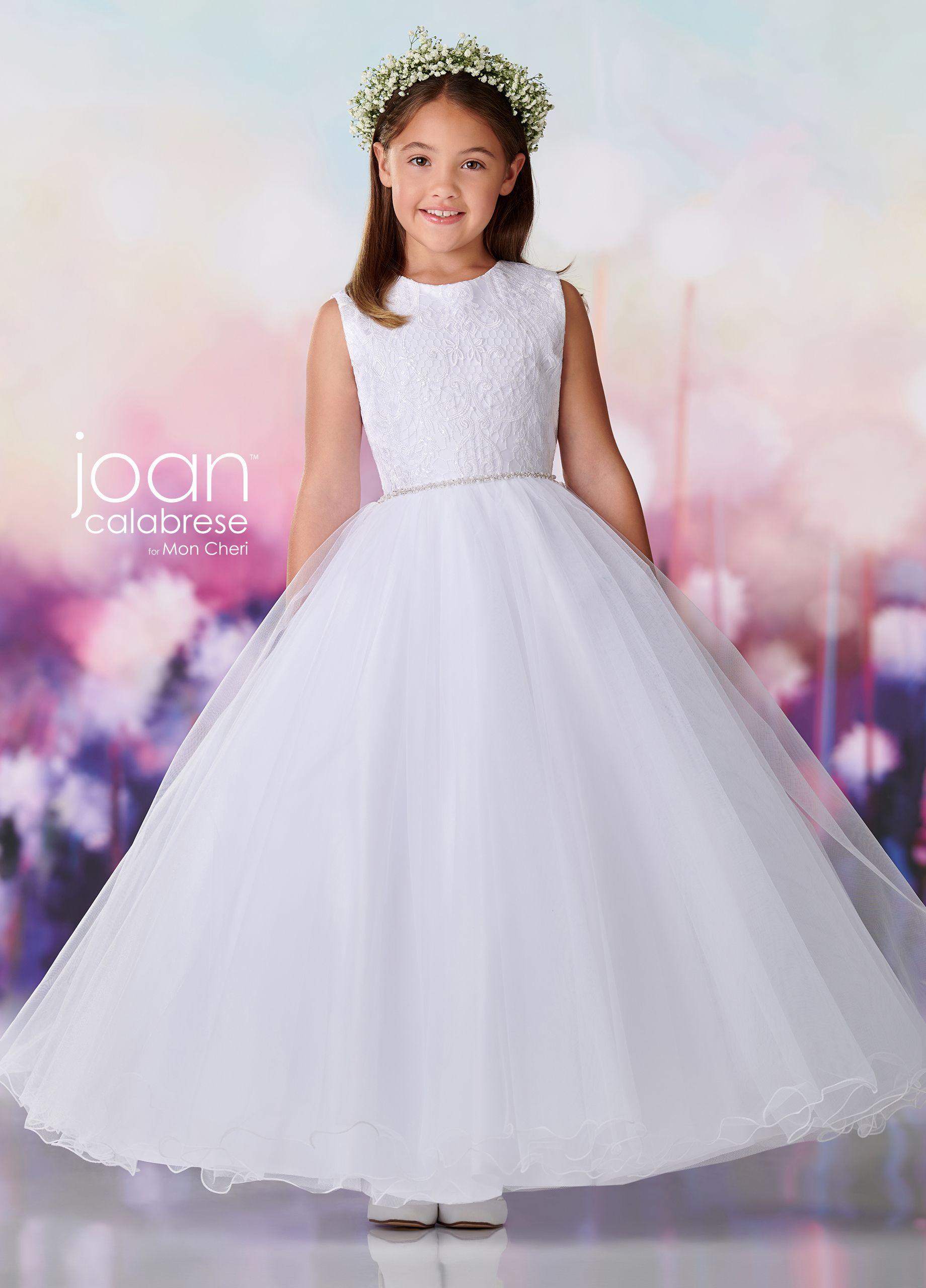 351c3b85243 Joan Calabrese For Mon Cheri 119393 - Sleeveless satin