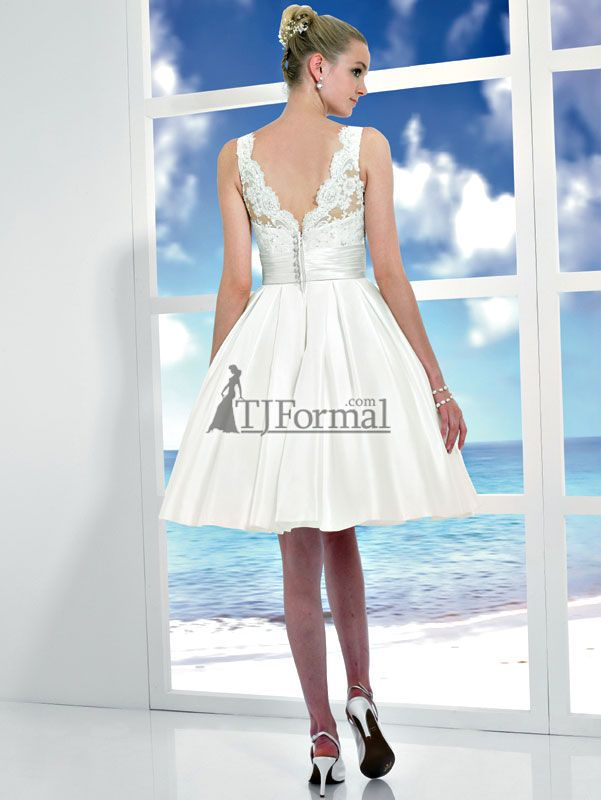 The back of my dream dress [well one of them]