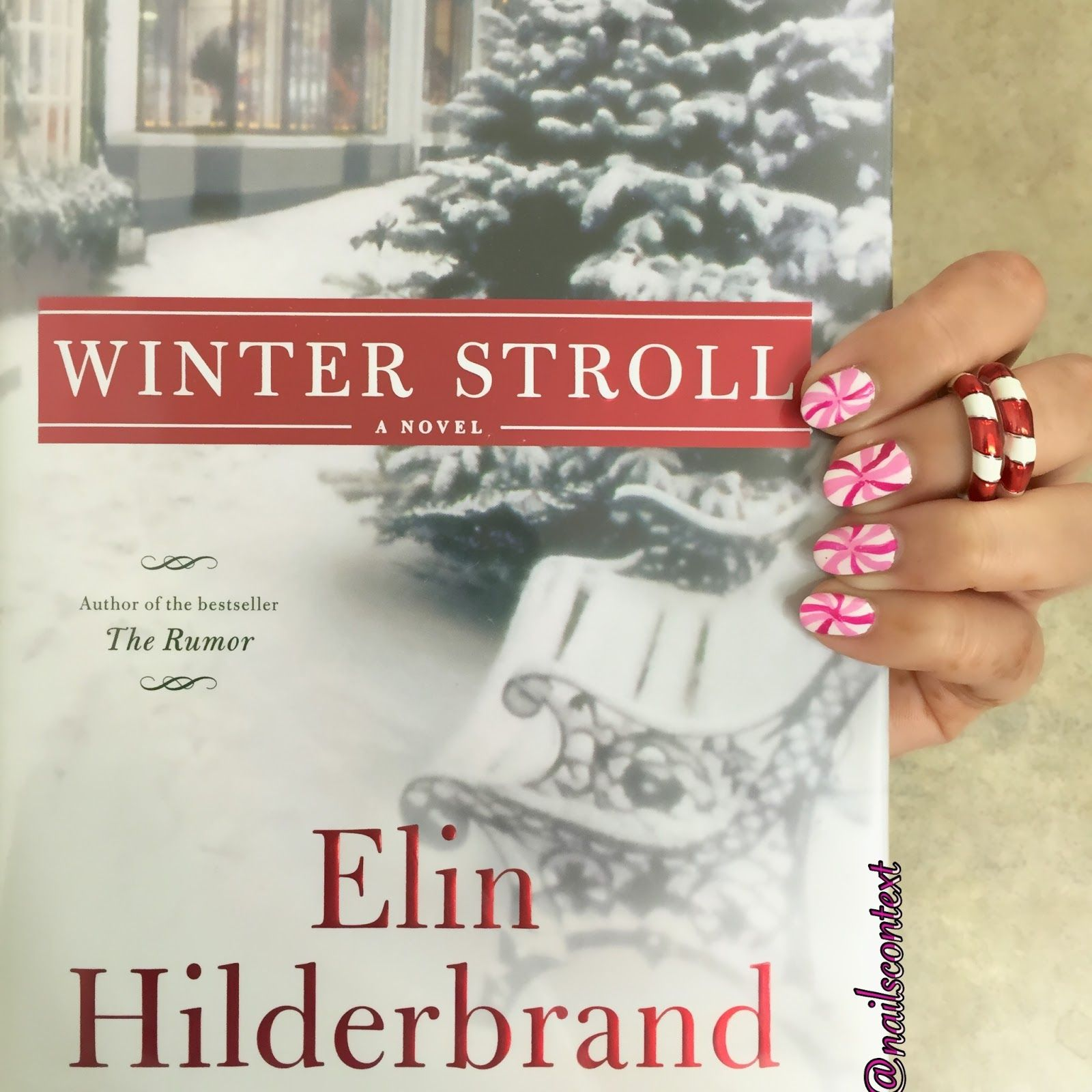Nails Context: Book Review: Winter Stroll