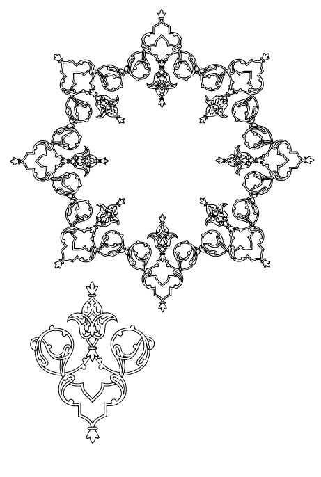 10-islamic Persian Pattern