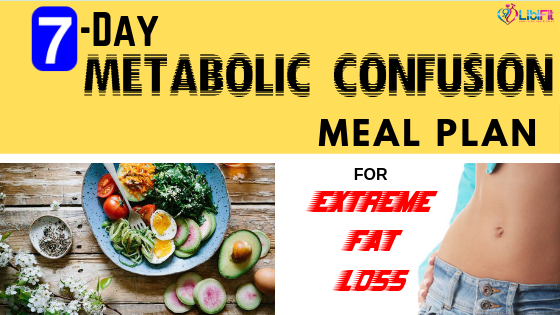 Looking for a metabolic confusion meal plan Check out this free 7day metabolic meal plan to jumpstart your metabolism and burn fat