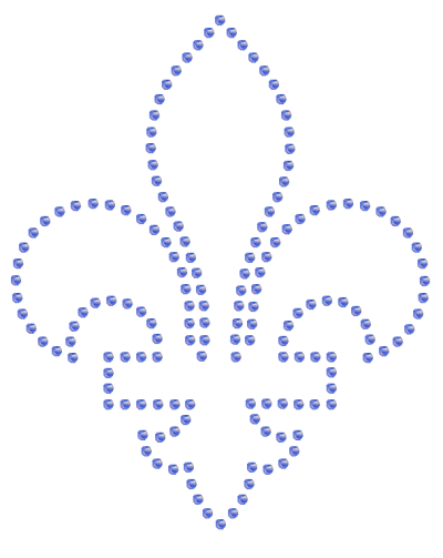 fleur de lis template stencil click to download embroidery