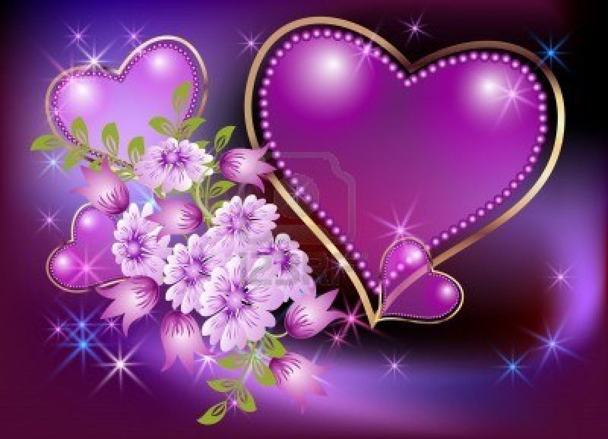 hearts and flowers pictures - Bing Images   hearts   Pinterest ...