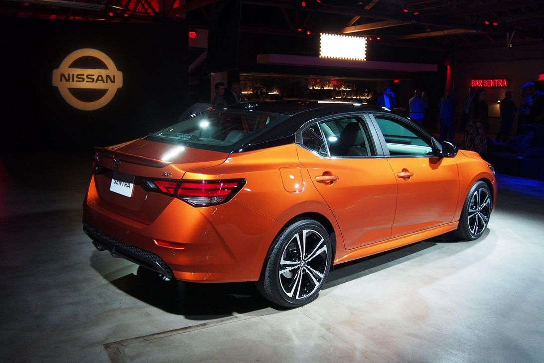 The Nissan Sentra leaps forward for 2020 Nissan sentra