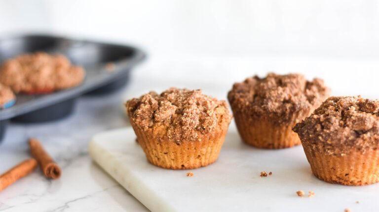 Paleo Cinnamon Coffee Cake Muffins Glutenfree Vegan Dairyfree Paleo Recipe Win Celiac In 2020 Coffee Cake Muffins Cinnamon Coffee Cake Muffins Cinnamon Coffee
