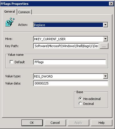 Control and Arrange Desktop Icons GPO Windows 10 | IT24seven com
