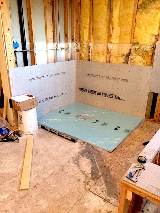 Arc1st Curbless Shower Floor With Images Shower Floor Diy
