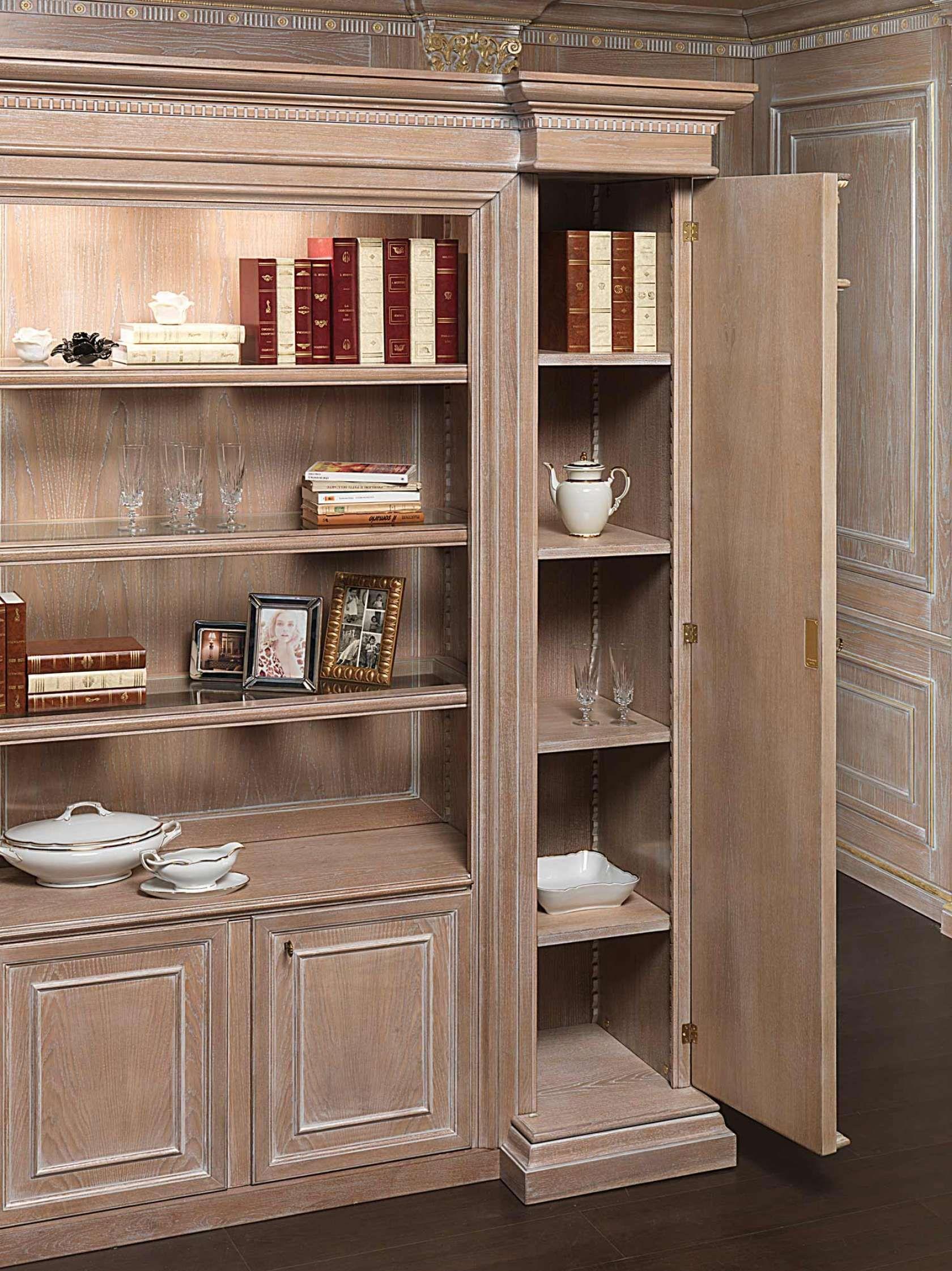 Classic Boiserie Rovere Vimercati Classic Furniture Side Board  # Muebles Boisserie