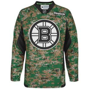 reputable site 498e3 ed22f nhl military jersey, boston bruins camo jersey, nhl camo ...