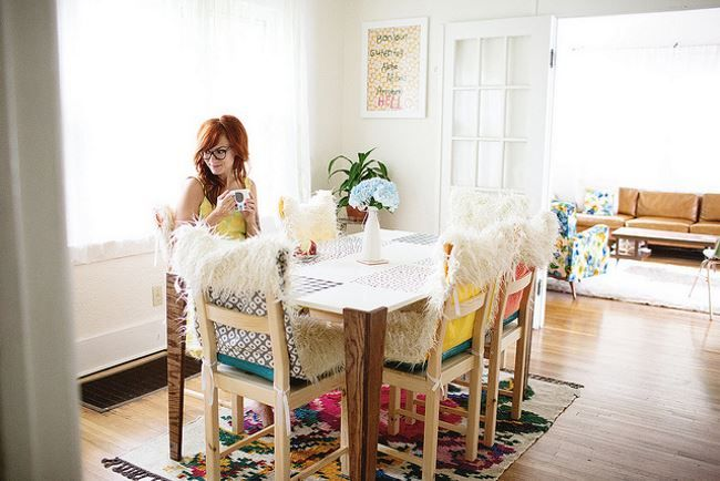 Eclectic Dining Room Glamorous 18 Eclectic Dining Rooms With Boho Style  Room Rustic Farmhouse Design Decoration