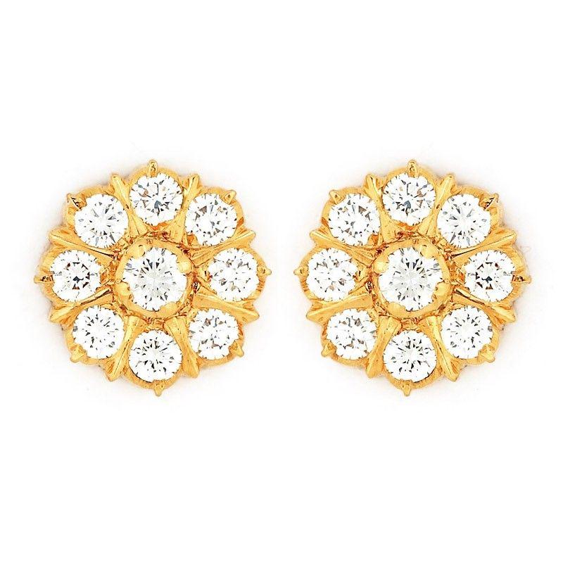 Earrings     GRT Jewellers   Jewelry   Pinterest   Jewel ...