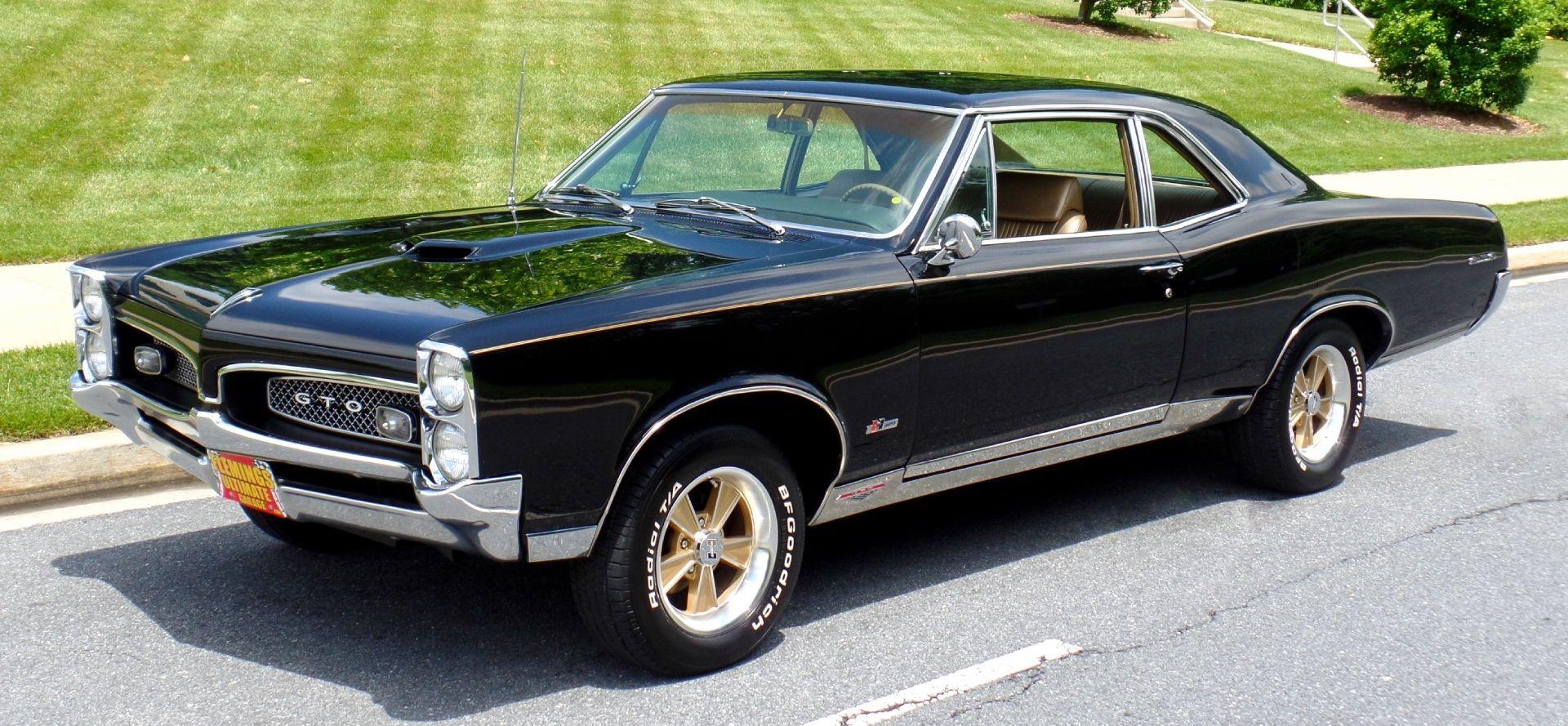 Sale | Flemings Ultimate Garage - :: 1967 Pontiac GTO H.O. - Classi ...