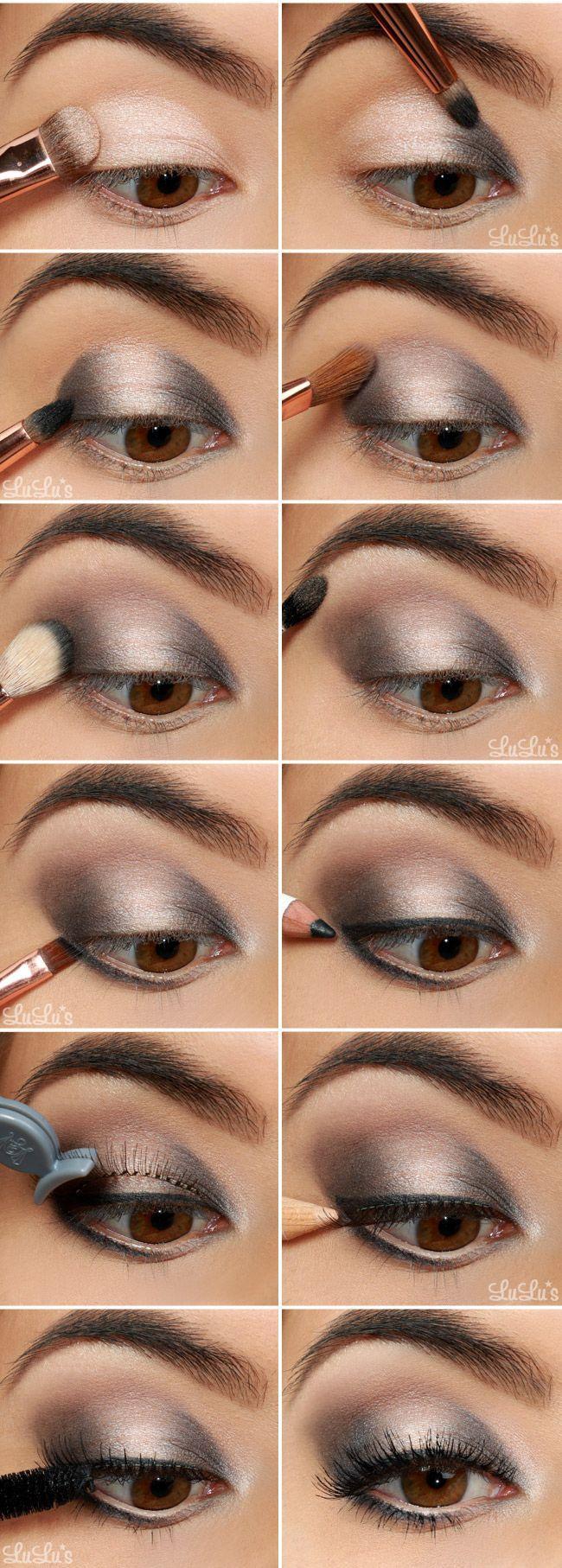 Photo of Schminke Smokey Eyes perfekt mit diesen Tipps und Anleitungen!