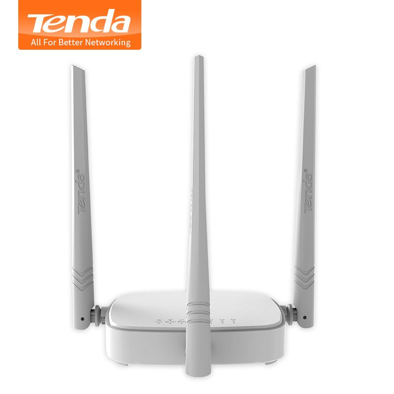 Tenda N318 300 150mbps Wireless Router WiFi Repeater Wi-Fi