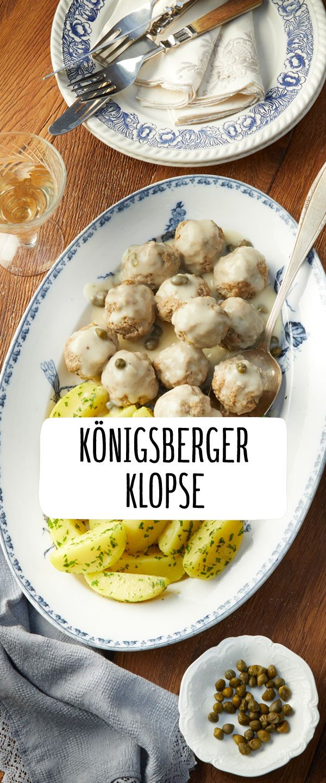 Königsberger Klopse #recettepoulet
