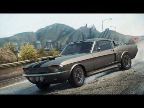 Need For Speed Most Wanted 2012 | Part 34 | Shelby GT500 Eleanor