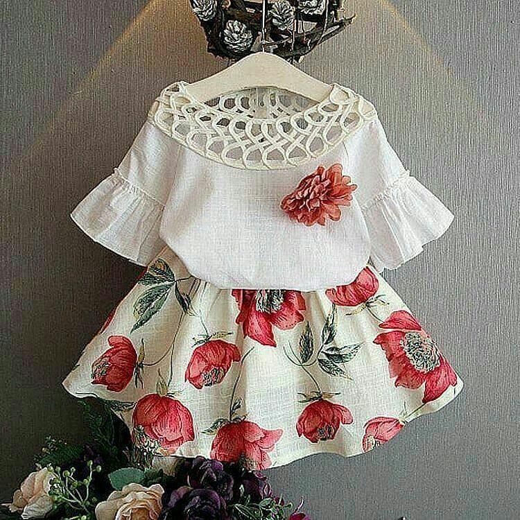 992deda47f1f90 Pin de yss calderon em Bellezas para muñequitas | Roupas infantil ...