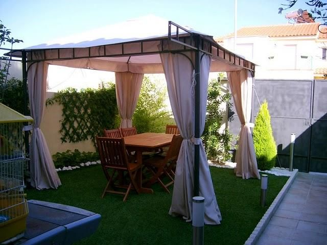 El patio de vanessa concurso terrazas patios y balcones 39 11 for Patios y terrazas