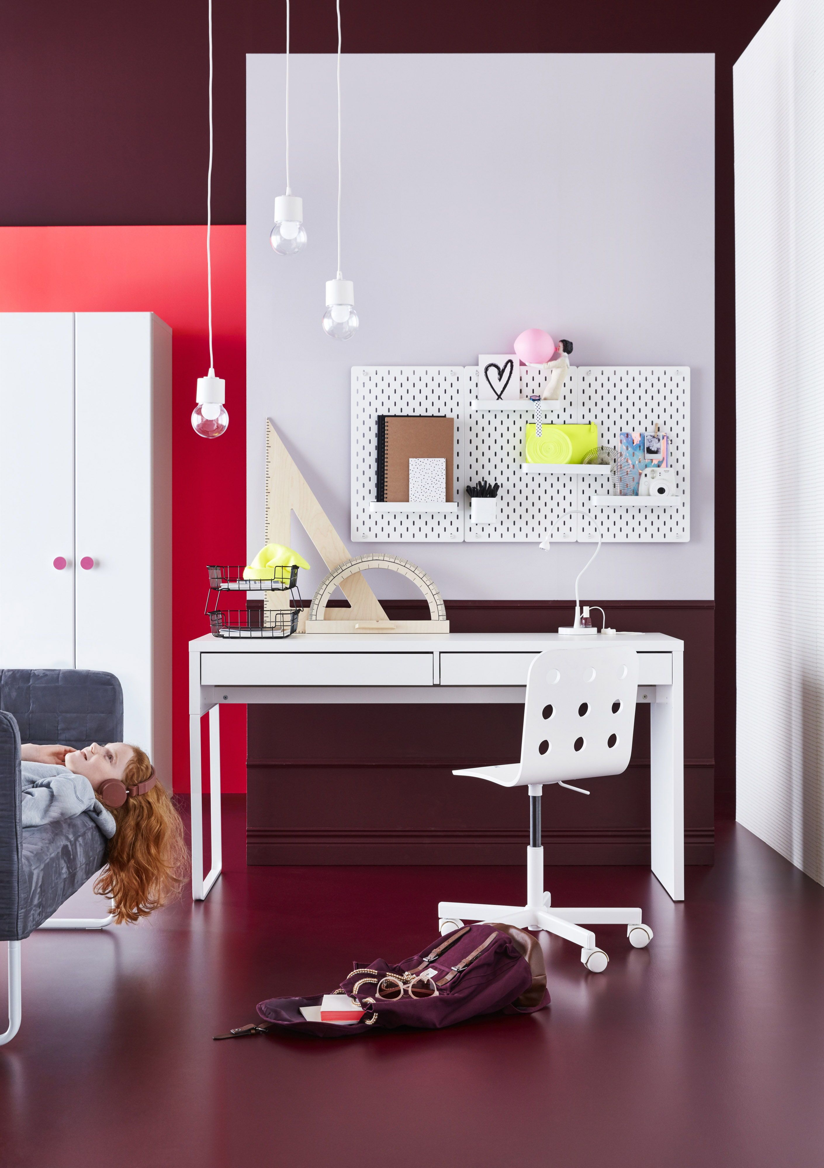 Ikea Verner Bureaustoel.Bureaustoel Kids Fabulous Kids Chair White With Bureaustoel Kids
