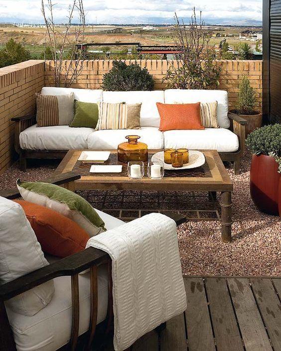 Más de 1000 imágenes sobre patio y roof garden pequeños en pinterest