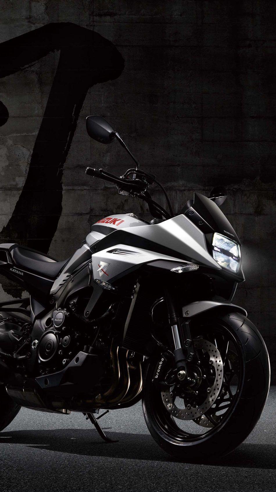 Suzuki Katana Sports Bike 4k Ultra Hd Mobile Wallpaper スズキ カタナ カタナ スズキ