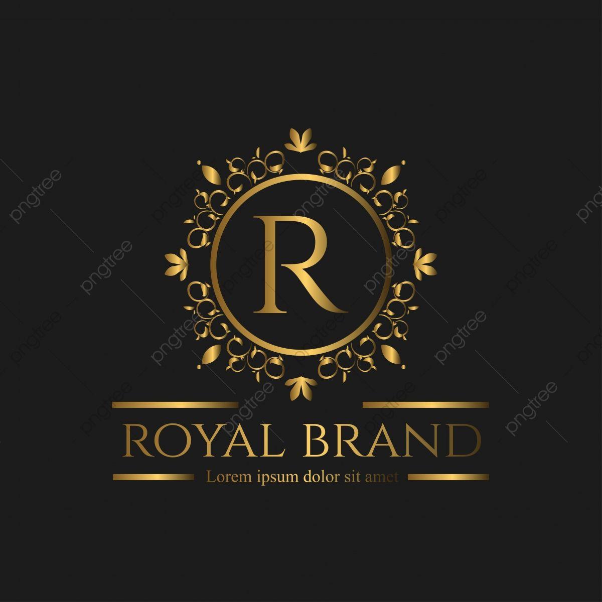 Luxo Com Logotipo Da Cor Dourada Logotipo Real Luxo Imagem Png E Vetor Para Download Gratuito Royal Logo Luxury Logo Boutique Logo