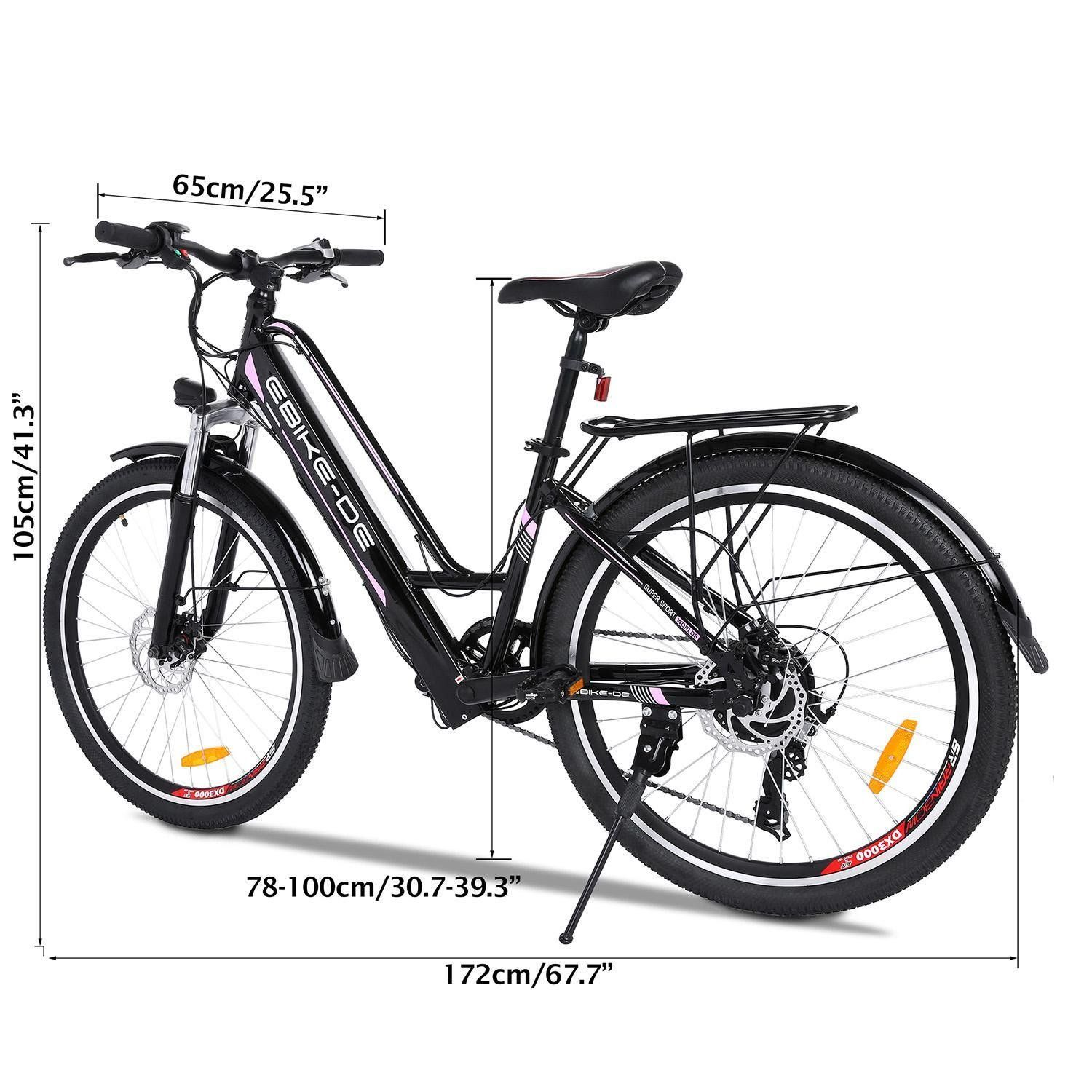 Free Venus 26inch Electric Bicycle 36v 8a Mountain Bike