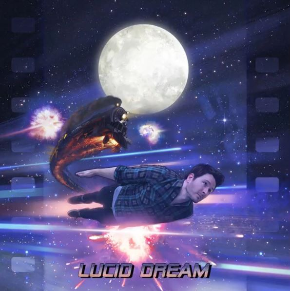 Owl City - Lucid Dream artwork Adam Young | Owl City in 2019
