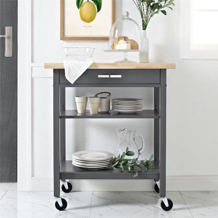 Mainstays Multi-Function Cart, Multiple Colors, Gray Products in