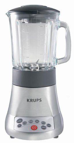 Krups Kb710 Die Cast Blender Silver You Can Find Out More Details At The Link Of The Image This Link Participates In Amazon Krups Blender Juicer For Sale