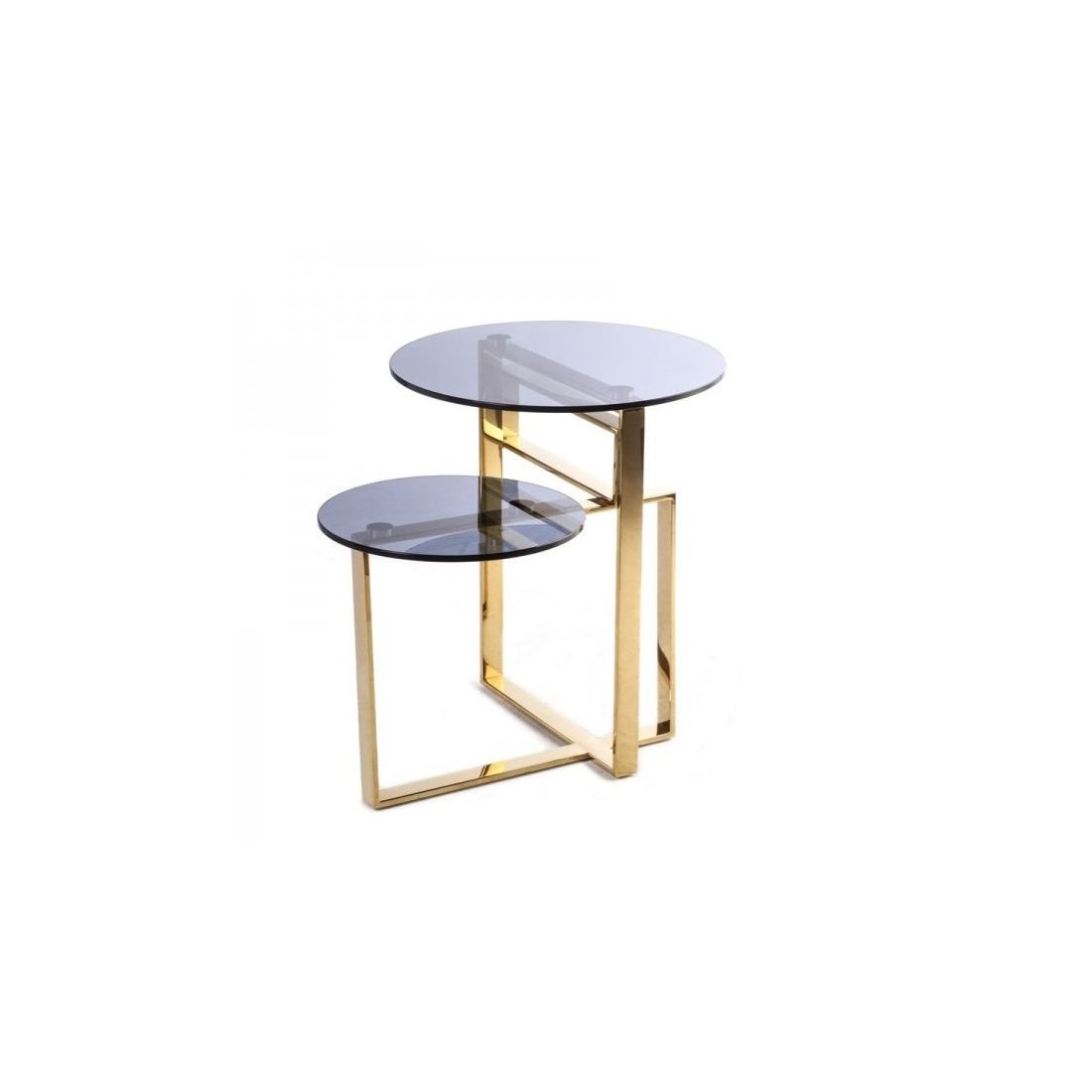 Gert Side Table Side Table Table Safety Glass [ 1100 x 1100 Pixel ]