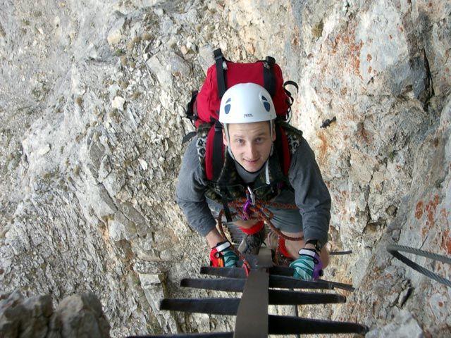 Klettersteig Rax : Klettersteig hans von haidsteig in Österreich niederösterreich