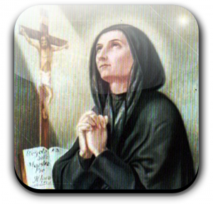 May 7 - Saint Rosa Venerini (February 9, 1656 – May 7, 1728) was the founder of a Roman Catholic religious congregation of women, often called the Venerini Sisters. Rosa Venerini died a saintly death in the community of St. Mark's in Rome on the evening of May 7, 1728. She was canonized by Pope Benedict XVI on October 15, 2006.