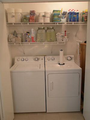 Elementary Organization Laundry Room Organization Storage Small