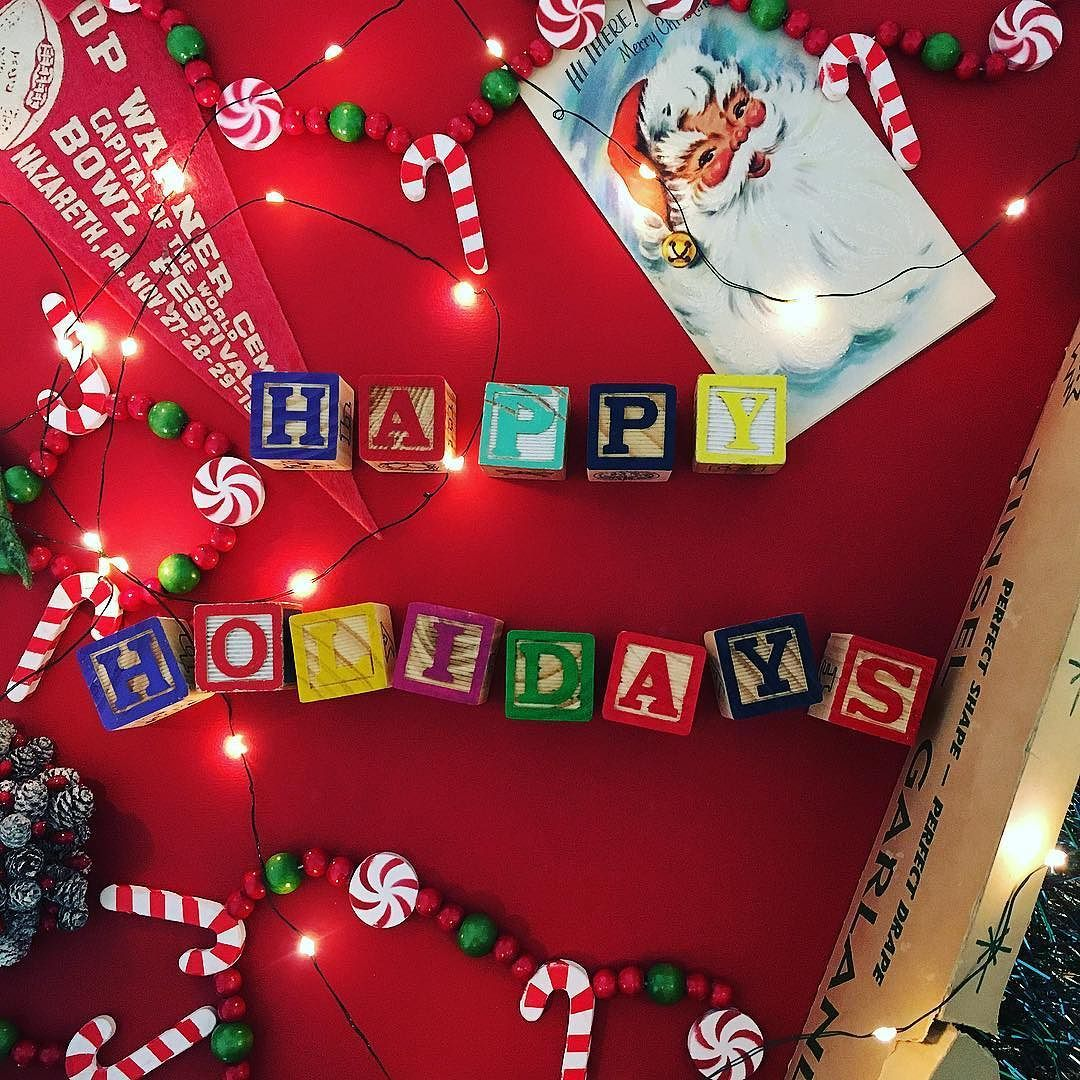 Happy Holidays And Thanks To All >> Happy Holidays To All Our Friends Thanks For All Your Support In