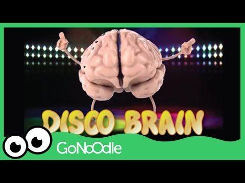 Disco Brain - Awesome Sauce   GoNoodle - YouTube   Classroom Dancing