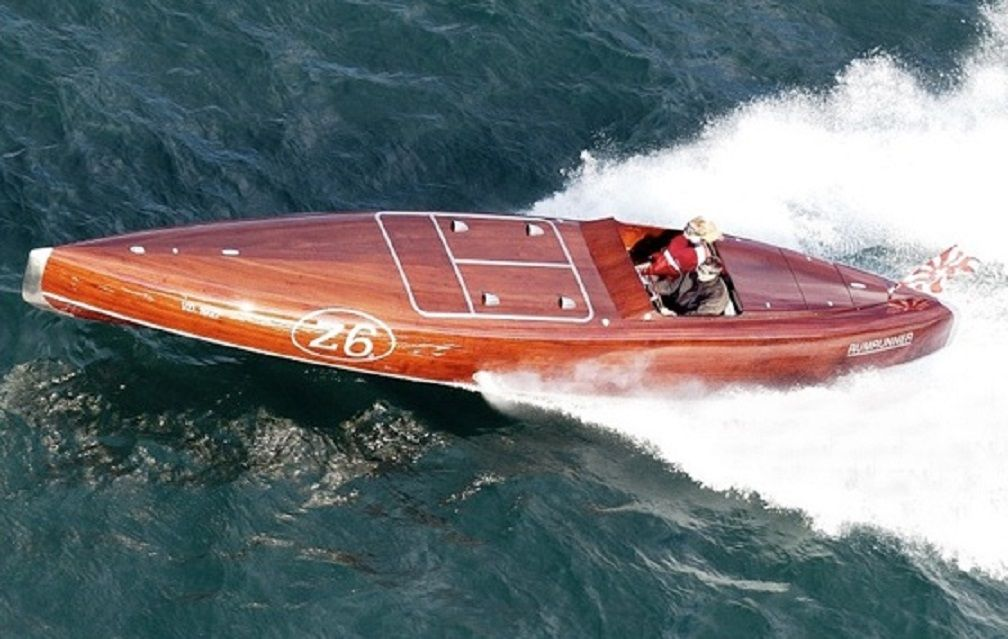 Rum Runner By Naval Design Classic Amp Antique Yachts