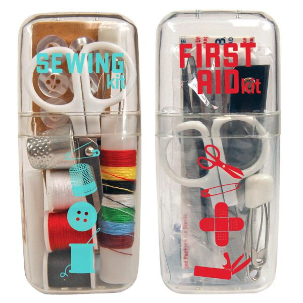 Be Prepared For Any Minor Medical Or Fashion Emergency With Our Mini Sewing Kit Mini First Aid Kit Mini First Aid Kit Mini Sewing Kit Sewing Kit Gift