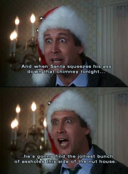 7 funniest quotes from national lampoon christmas vacation